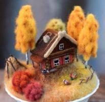 тёплый домик