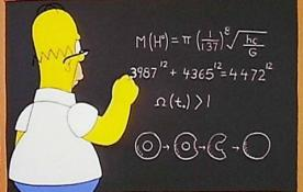 Симпсон и мат