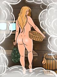 Магическая баня