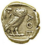 Афина-сова