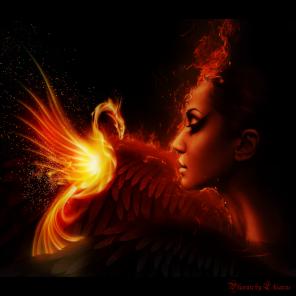 phoenix_by_Lhianne