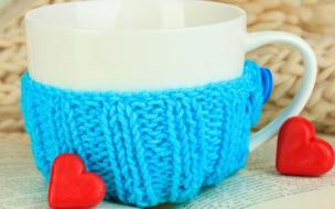 Чашка в свитере