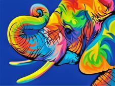 Радужный_слон